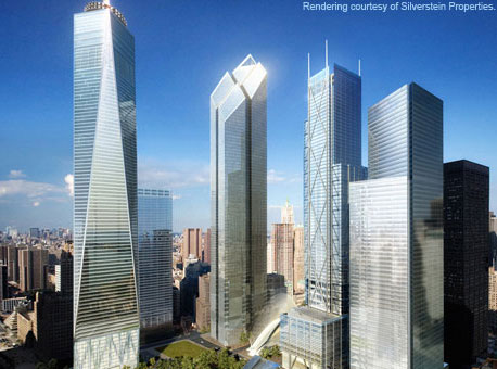 New world trade centers